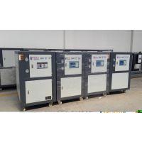 注塑、镀膜、油冷却专用冷冻机|水冷式冷水机价格GLs-10PG