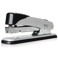 ]弹出式装订器订书机[0328 装订机得力12#订书针标准 订书机、起