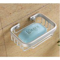 厂家直销 太空铝肥皂盒 浴室肥皂架 肥皂网 皂碟 卫生间挂件