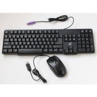 供应特价 追光豹Q8家用办公网吧有线键盘鼠标 游戏键鼠套装 防水静音