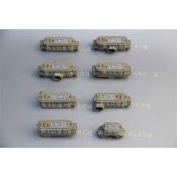 厂家供应铝合金穿线盒价格 铸钢穿线盒型号 防爆三通穿线盒规格 G1/2--G2寸