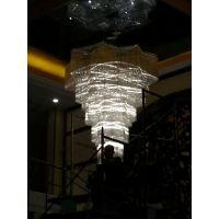 工程灯具 大水晶吊灯 欧式灯 现代灯 酒店 会所 别墅 样板房