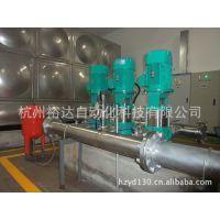 供应CPS不锈钢恒压供水变频设备,无负压供水设备