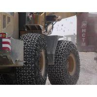 铲车轮胎防滑链价格信息、装载机轮胎保护链厂家