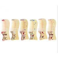 供应个性定制彩印梳子的各种图案一次成像UV平板万能打印机