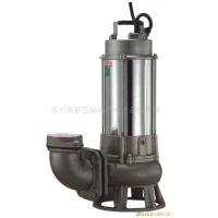 供应全不锈钢无堵塞排污泵 不锈钢潜水泵 不锈钢污水泵 苏州台湾泵