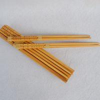 巨匠厂家专业定制外贸精品竹制无漆刻字竹筷