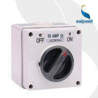 供应SP-56SW350澳式旋转开关 500V工业防水开关 方形电源切断开关
