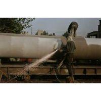 佛山荣高提供钢结构件喷锌加工 喷砂处理