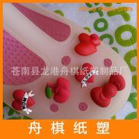 情人节 献上爱心形状 jibbitz PVC鞋扣 圣诞节赠品 软胶鞋花