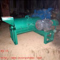 KS-1T椰棕单筒开丝机(椰棕加工设备)