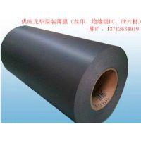 批发销售阻燃PP薄膜材料龙华PP— WT/BK系列