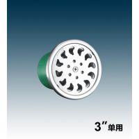 不锈钢圆型单用防臭地漏