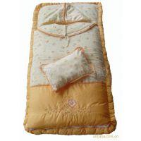 秋冬加厚新款全棉宝宝睡袋 婴儿睡袋加大加厚款宝宝防踢被