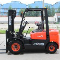 山东厂家直销2.0吨柴油内燃叉车 价格优惠