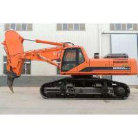 大宇DH500 DX500挖掘机岩石臂 挖风化岩短臂