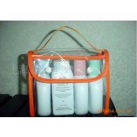 上海厂家供应卡通pvc笔袋/透明pvc化妆包/pvc拉链包装袋