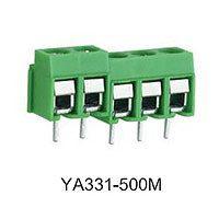 供应永星PCB接线端子、插播式接线端子,YA331-500M