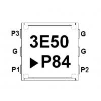 贴片环行器 CL05EL3500AAE 3500MHz 3400-3600MHz 频率元件
