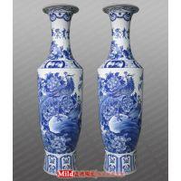 定做精美陶瓷大花瓶生产厂家