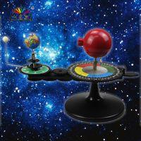 28007 三球仪模型 日地月运行仪 2014款新 教学演示模型 儿童科普