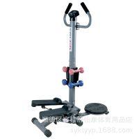 踏步机多功能扶手家用纤体健身静音正品包邮KLJ-303跑步机康乐佳