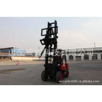 厂家直销威肯叉车3吨柴油叉车 倾翻叉 圆木在等柱状装卸设备