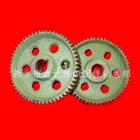 供应织布机卷取纬密变换齿轮及曲柄轴传动36齿轮
