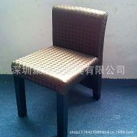 连锁餐饮家具 金属餐椅 金属皮面椅子 椅子款式及尺寸