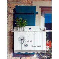 厂家直销 木制电表箱 时尚家居电表箱 田园风格遮挡箱