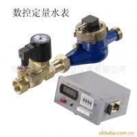 LXSD-15S-50S数控定量水表