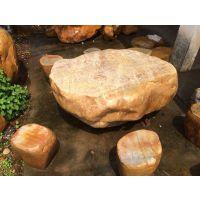 供应广东打磨台面石、打磨加工台面石多少钱、江苏平面黄蜡石、批发草地平面石