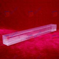 订做外贸印刷PVC盒 低价透明彩盒 透明PVC盒