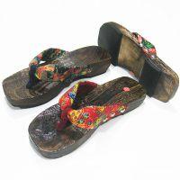 自产自销全球女凉拖鞋木拖鞋女人字拖时尚时装鞋夏季家居拖