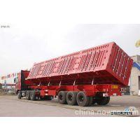 山东众运牌宝钢超轻型自重10.5吨14.6米100吨王运煤自卸半挂车,新疆乌鲁木齐华南市场特价促销