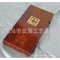 厂家生产加工油漆包装盒 野山参保健品包装盒 木质高档包装盒