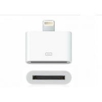 供应苹果5转苹果4转接头 i5转i4转接头 苹果5cs转4转换器支持8.0系统