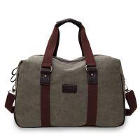 布派 夏季新款大包 男女单肩手提旅行包 行李包 大容量旅游包包