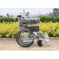 【招标专卖】老年人轮椅车 手动轮椅 铝合金轮椅 多功能轮椅批发