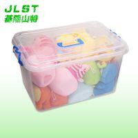 代理加盟满包邮全国销量领先透明塑料收纳箱大号储物箱塑料整理盒