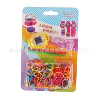 编织手工DIY手 彩虹织机皮筋配件手表编织器彩虹编织机手链挂件