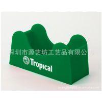 供应深圳厂家定做亚克力制品 亚克力便签盒 有机玻璃桌面文具收纳盒