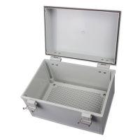 【厂家直销】300*400*180工程塑料防水盒 电缆接头保护盒IP65