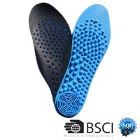 鞋垫工厂直销 新款优质硅胶按摩鞋垫