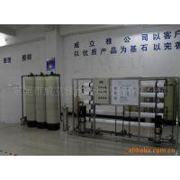 供应开平沙井工业电子专用电子级二级反渗透水处理设备