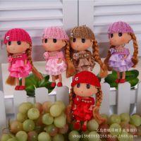 爆款韩版创意迷糊娃娃 穿衣小丑娃娃 义乌创意玩具 塑胶玩具