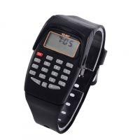 2014外贸时尚多功能计算机电子手表 时尚男女手表 学生手表