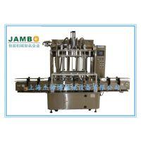 果酱灌装机 自动灌装封口机 直线式膏体灌装机