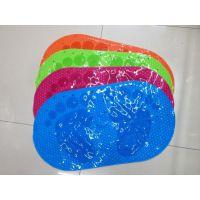 全网***低 椭圆脚丫浴室垫防滑垫产品美观质量上乘 量大从优