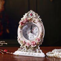 树脂工艺品 欧式宫廷座钟 家居艺术装饰品摆件 礼品 FZ5182